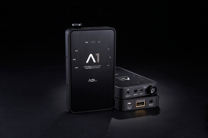 ADL A1 portable USB DAC headphone amp