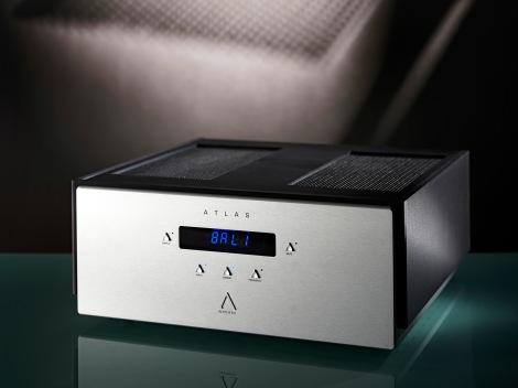 Aesthetix Atlas and Janus Signature amplifiers