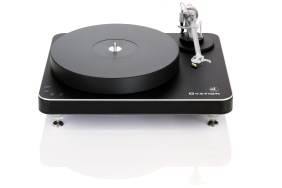 Clearaudio Ovation turntable black