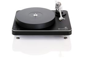 Clearaudio Ovation turntable black