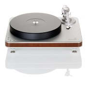 Clearaudio Ovation turntable (wood finish)