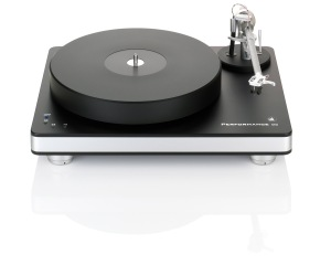 Clearaudio Performance DC turntable in black