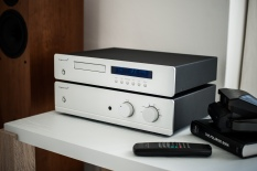 Exposure 3010S2-D integrated amp - lifestyle image