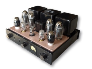 Icon Audio KT150 valve amplifiers