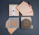 Kate Koeppel Design record dividers A-Z engraved collection
