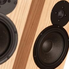 Kudos Audio X3 loudspeaker - close-up