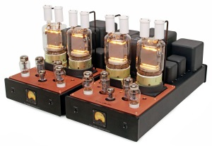 Icon Audio limited edition MB81 mono blocks - pair