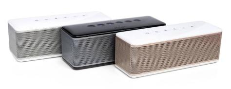 Riva S Bluetooth loudspeaker 3 colours
