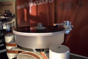 HiFi Show Live 2015 - DS Audio W-1