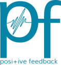 Positive Feedback logo