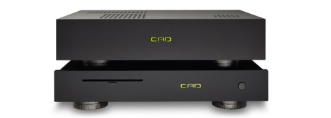 CAD 1543 MKII DAC & CAT Audio Transport