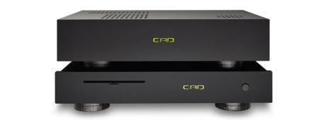 CAD 1543 MKII DAC & CAT Audio Transport