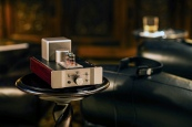 Fosgate Signature headphone amp (room shot)