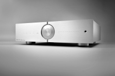 Audio Analogue Puccini Anniversary amplifier silver