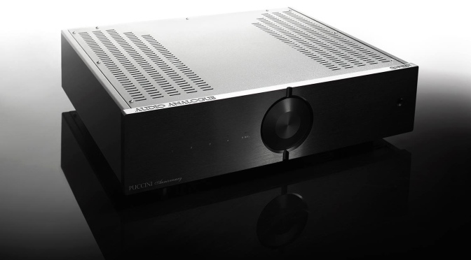 """Gloriously open sound"": Hi-Fi World reviews Audio Analogue's Puccini Anniversary amplifier"