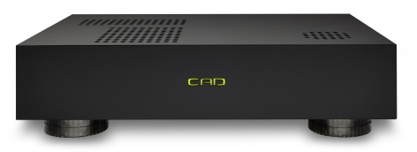 CAD 1543 MKII DAC front