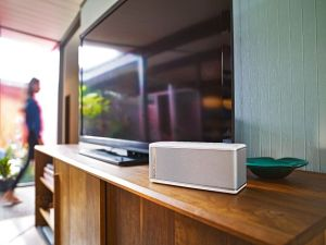 Riva Turbo X Bluetooth loudspeaker - sideboard
