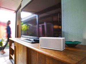 Riva Turbo X Bluetooth loudspeaker - sideboard