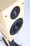 Gamut RS3i loudspeaker - with natural finish