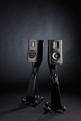 Raidho D-1.1 loudspeakers in black