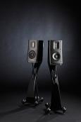 Raidho D-1.1 loudspeakers in black