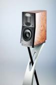 Raidho D-1.1 loudspeaker in walnut