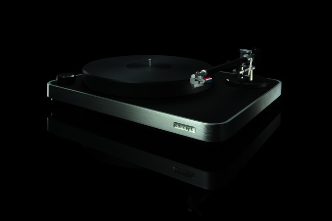 Clearaudio Concept among Wired magazine's 'best record players'