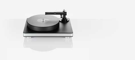 Clearaudio Performance DC with TT5 tonearm