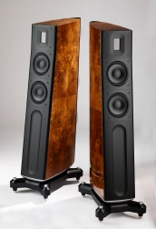 Raidho D-2.1 pair walnut