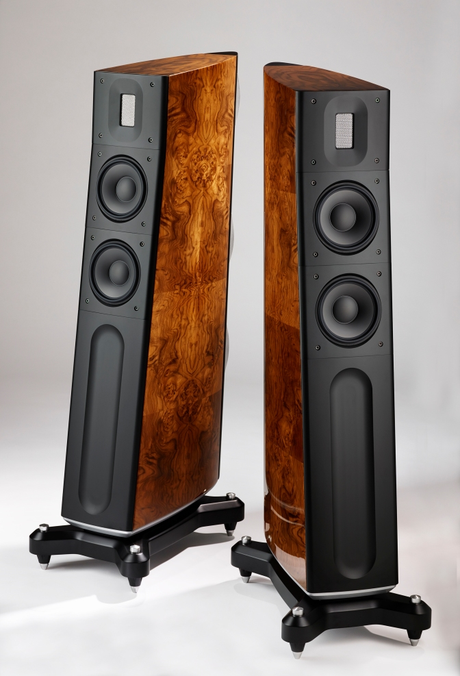 """A seriously special speaker"": Hi-Fi News spends some quality time with Raidho's D-2.1 floorstander"