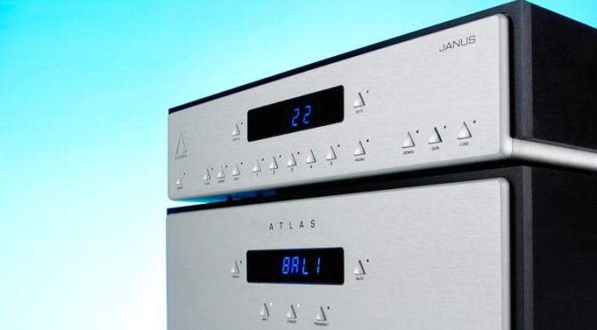 """One of the very best pre/power combos"" Aesthetix Janus and Atlas amplifier among What Hi-Fi?'s recommendations for ""the best hi-fi money can buy"""