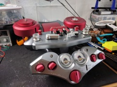 Metaxas GQT open reel tape recorder - on bench 2