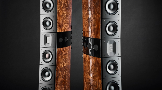 Raidho's range-topping TD Series loudspeakers  arrive in the UK