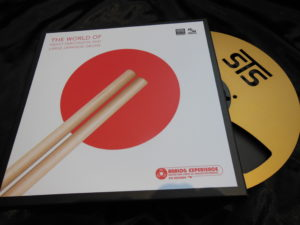 Review: 'The World of Heavy Percussion and Large Japanese Drums' from STS Analog
