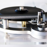 The WAND on Michell Gyrodek turntable