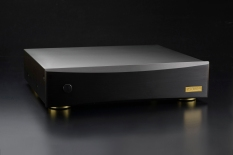 DS-W2 phono stage / equalizer_front view