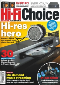 """The only speaker system you'll ever need"""": Hi-Fi Choice is"""