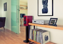 Ayre EX-8 integrated amplifier - lifestyle image