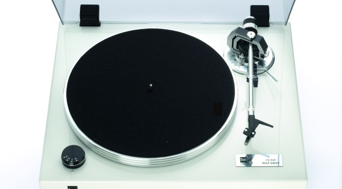 Affordable, audiophile 'CS' range from classic German turntable brand Dual arrives in UK