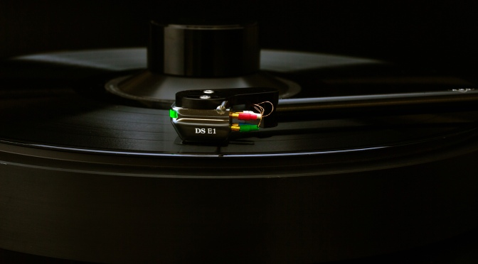 "A ""game-changer"" and ""a multitude of triumphs"": Ken Kessler celebrates the arrival of DS Audio's DS-E1 affordable optical phono cartridge"