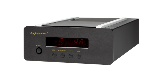Exposure adds new CD player to multi award-winning compact XM series