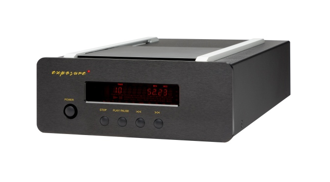 "Exposure's XM CD player ""does everything right"" says Hi-Fi World"