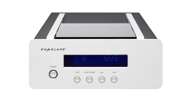 """The right box, in the right place, at the right time"": Hi-Fi Plus reviews Exposure's highly versatile XM CD player"