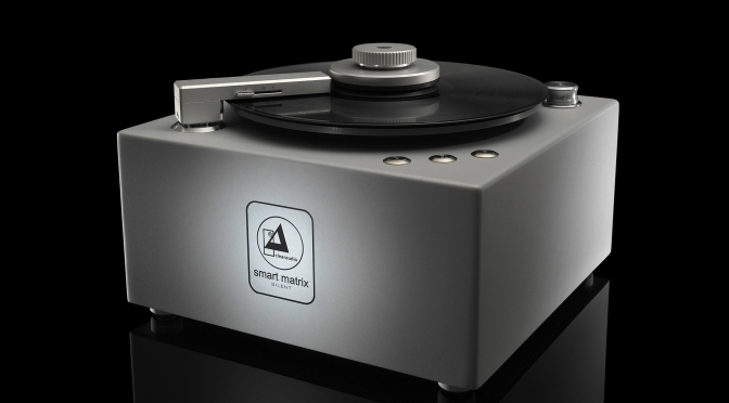 Clearaudio Smart Matrix Silent record cleaning machine earns 'Hi-Fi Choice Recommended' badge