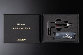 DS Audio HS-001 solid headshell in box