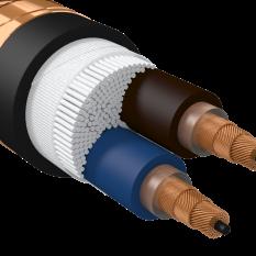 Furutech DSS-4.1 loudspeaker cable - structure diagram detail