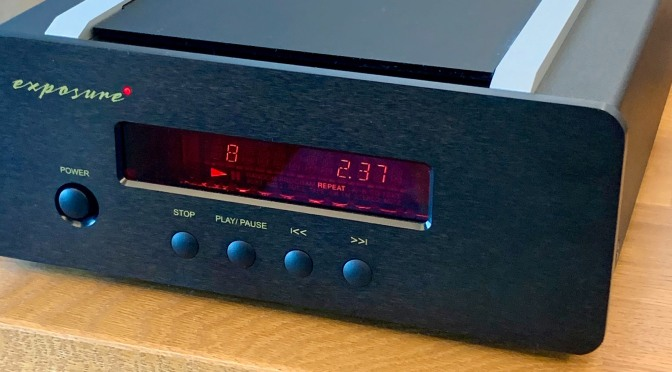 Exposure's XM CD player wows yet again, winning Hi-Fi Plus Awards' 'Disc Player or Transport of the Year'