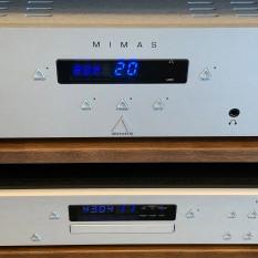 Aesthetix Mimas integrated amplifier