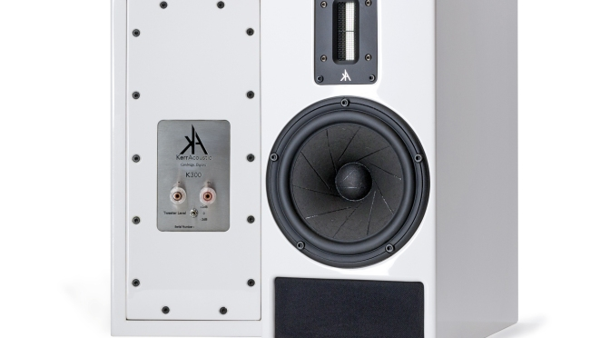 """""""A class act"""" from pro to home: Hi-Fi Critic reviews Kerr Acoustic's K300 Mk3 loudspeaker"""