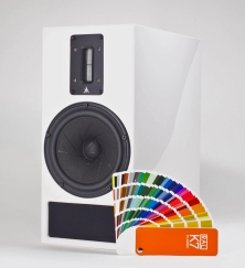 Kerr Acoustic K300 white with colour chart